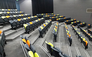 Collingwood College, 242 Venus 35PP Seats Installed in 2019
