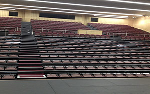Guilford Young College: Performing Arts & Auditorium Seating