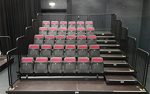 John Curtin College, WA: Auditorium Seating
