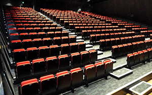 Springwood Community Civic Centre, N.S.W: Performing Arts, Auditorium & Theatre Seating