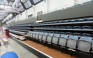 Sydney Gymnastics and Aquatic Centre, Rooty Hill: Stadium Seating