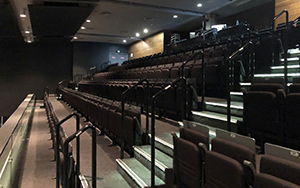 Logan Entertainment Centre, QLD - 240 Fixed Penumbra Seats Installed 2020