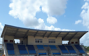 Moruga Sports Facility, West Indies